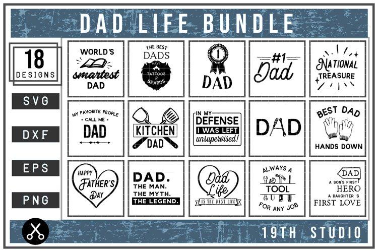 Dad SVG Bundle | Fathers Day SVG Bundle - MB8