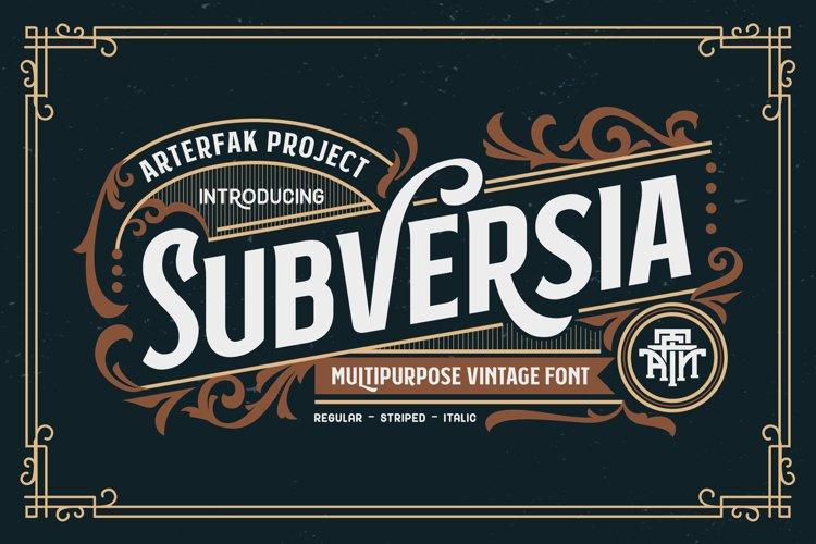Subversia example image 1