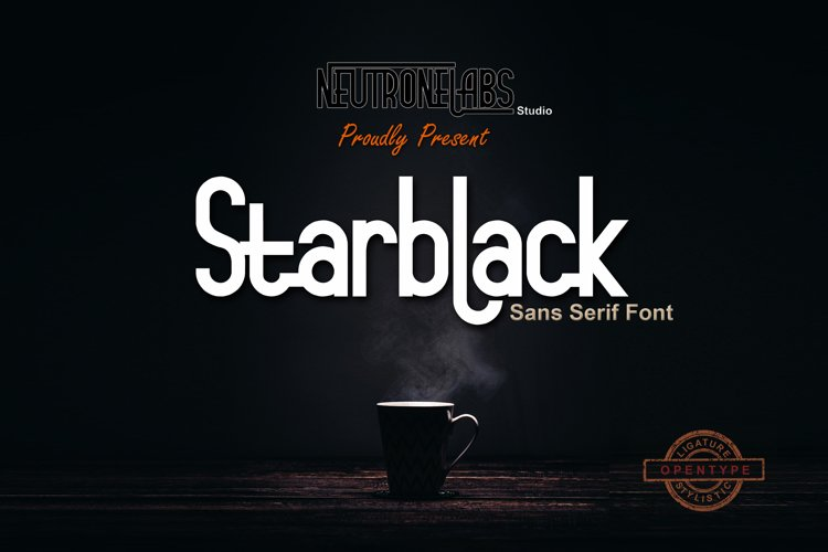 Starblack example image 1