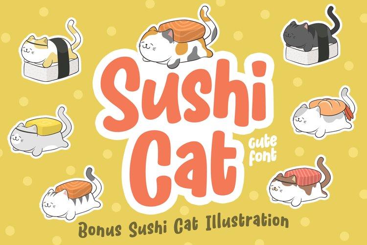 Sushi Cat example image 1