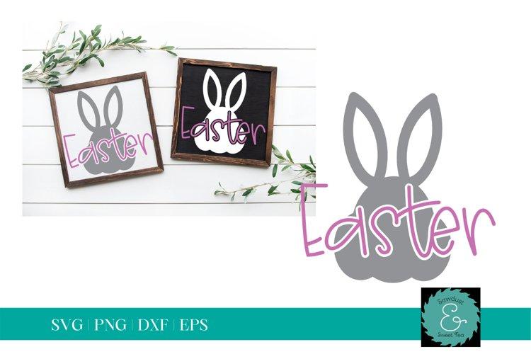 Easter SVG, Bunny SVG, Easter Decor SVG, Glowforge SVG