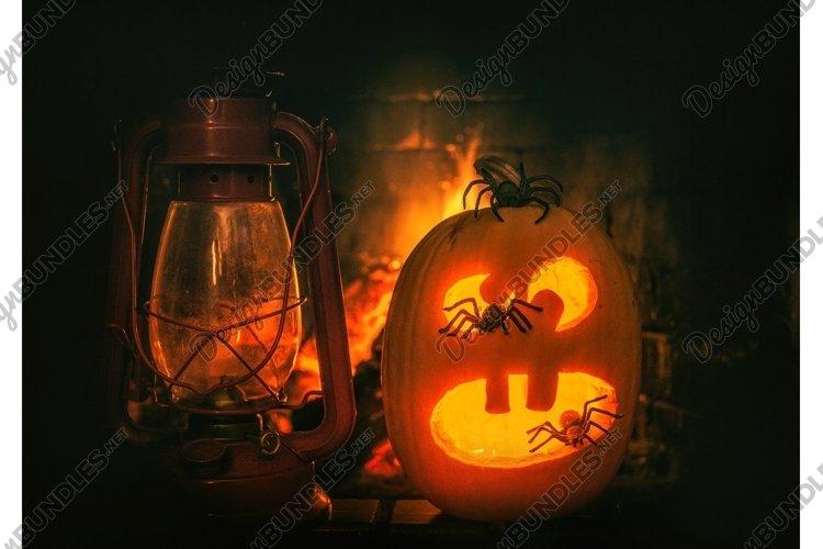 Autumn Halloween Decorations example image 1