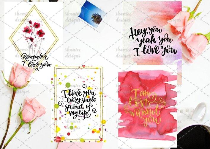 Valentine Cards example image 1