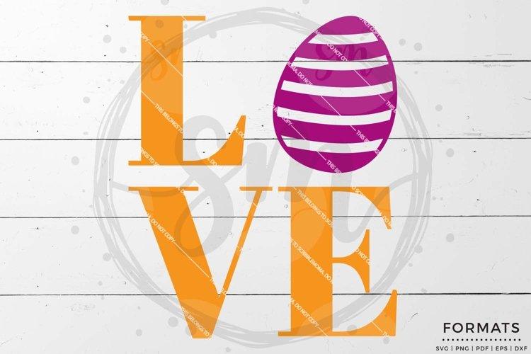 Easter Love Svg Files For Cricut 221116 Svgs Design Bundles