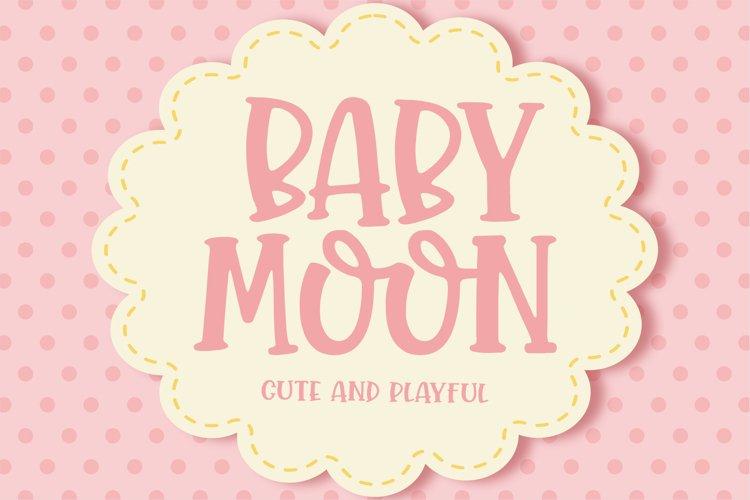 Baby Moon example image 1