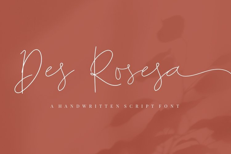 Des Rosesa example image 1