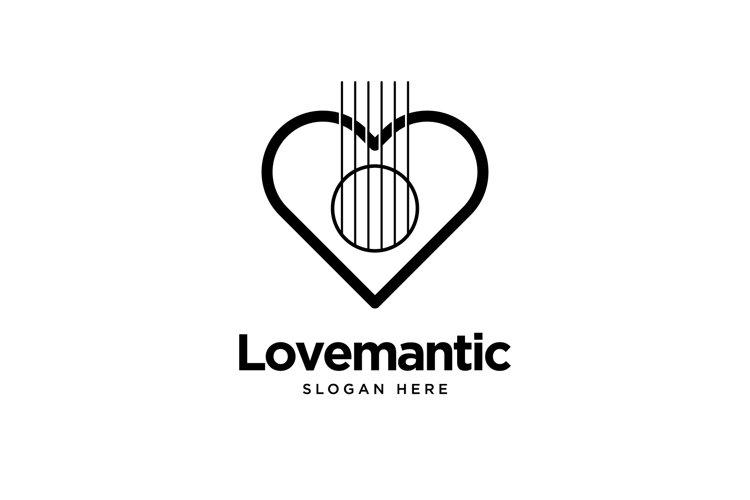 Love Music Logo example image 1