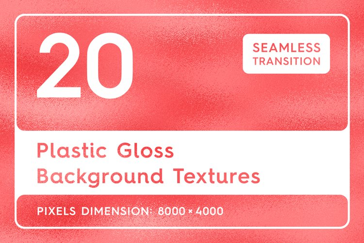 20 Plastic Gloss Background Textures example image 1