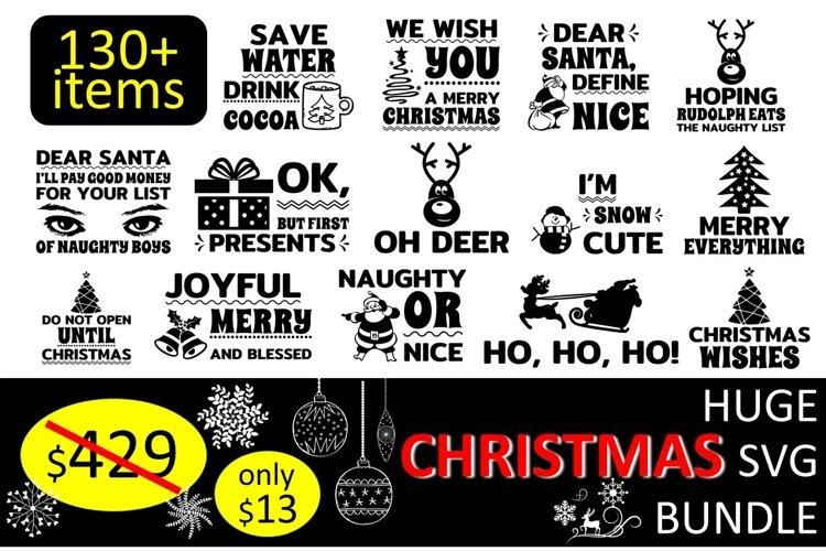 Huge Christmas Quotes Svg Bundle 852364 Cut Files Design Bundles
