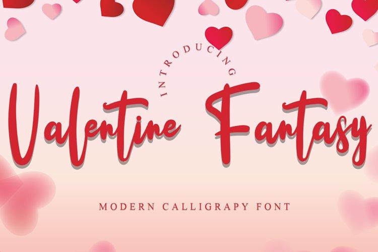 Valentine Fantasy example image 1