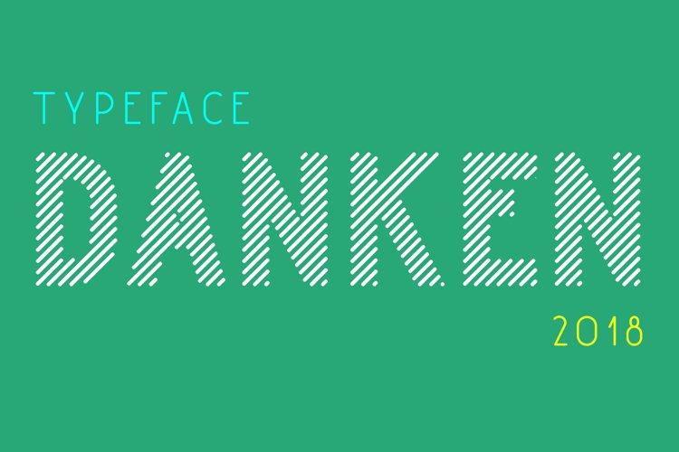 Danken Stripes example image 1