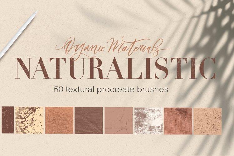 Procreate Naturalistic Textures