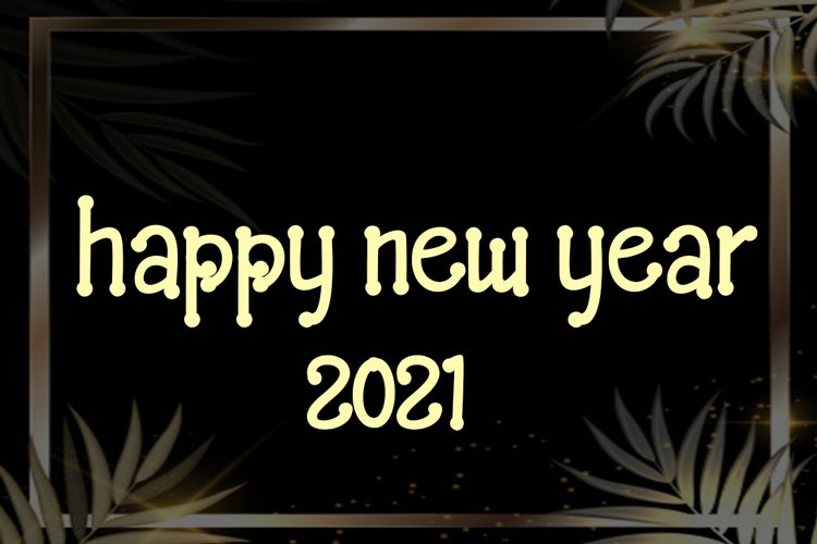 Happy new year example image 1