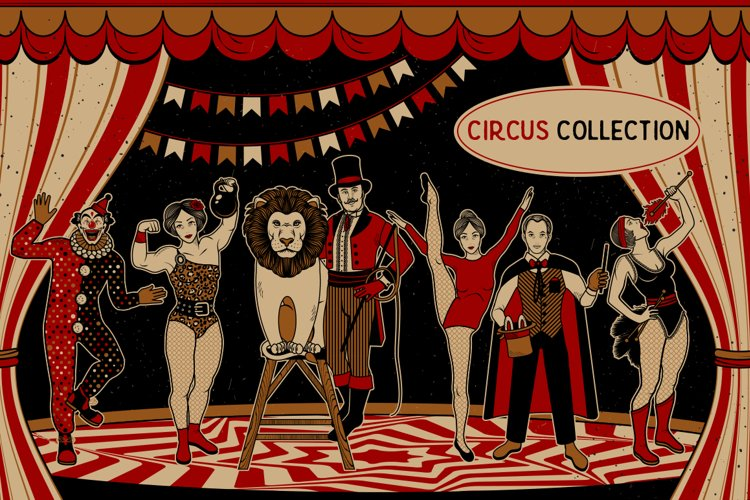 Circus Collection example image 1