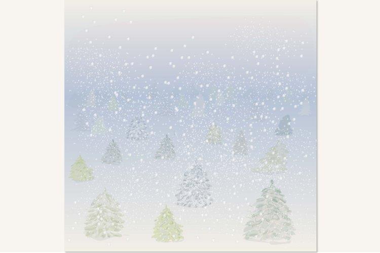 Winter watercolor vol.1