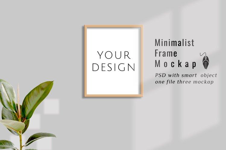 Minimalist Frame 4/5 example image 1