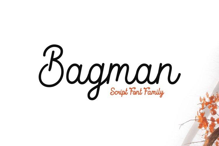 Bagman - Family example image 1