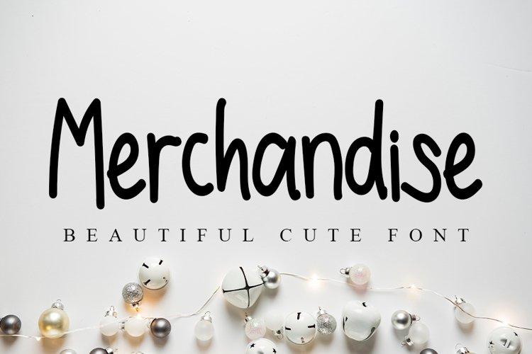 Merchandise example image 1