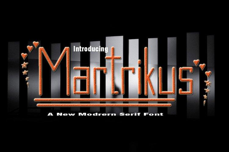 Martrikus example image 1