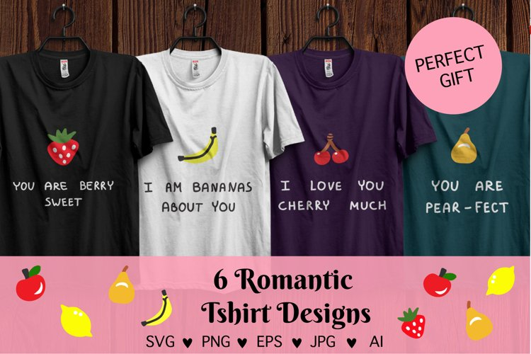 Love Quotes SVG tshirt designs example image 1