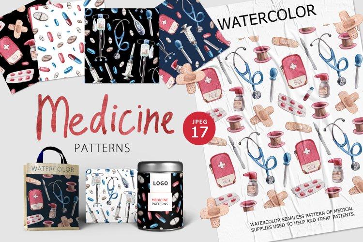 Medicine patterns example image 1