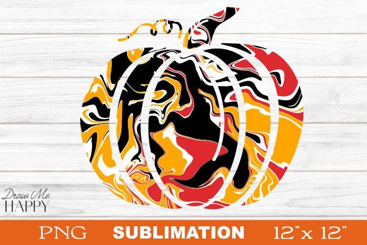 Pumpkin Sublimation, Pumpkin Clipart, Pumpkin Png, Fall example image 1