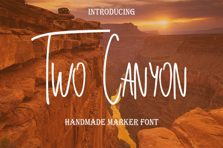Two Canyon example image 1