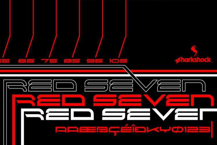 Red Seven example image 1