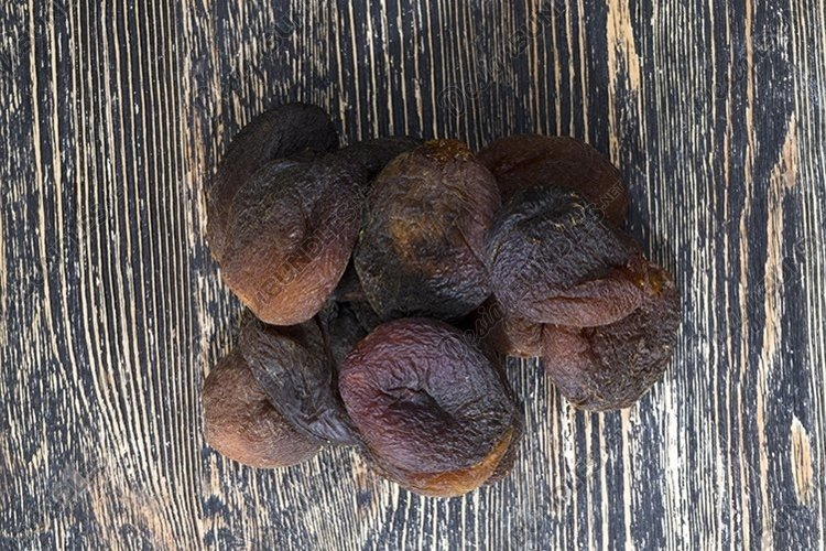 dehydrated dried apricots example image 1