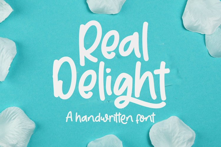 Real Delight example image 1