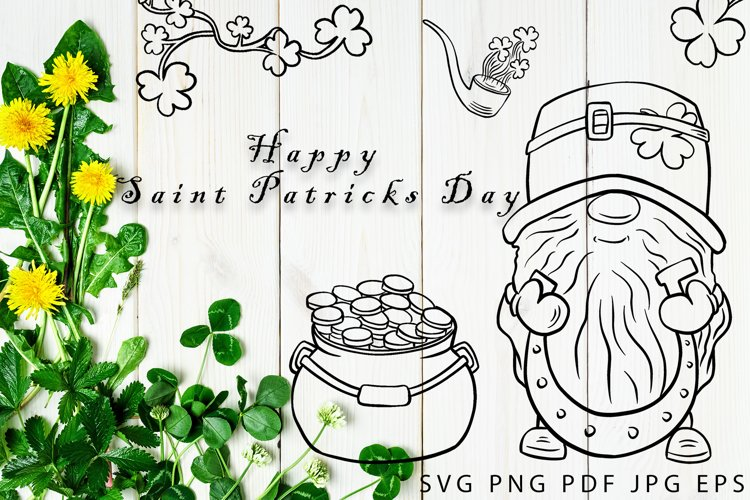 Happy Saint Patrick's Day example image 1