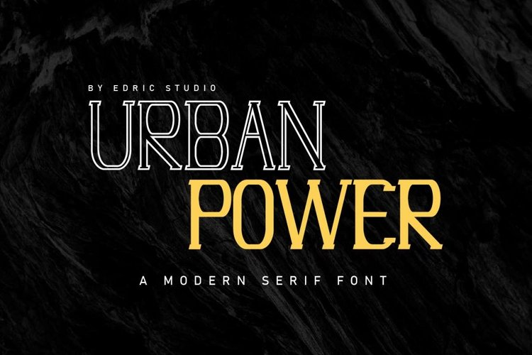 Urban Power example image 1