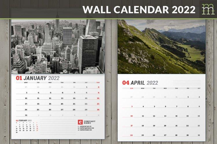Wall Calendar 2022 WC037-22