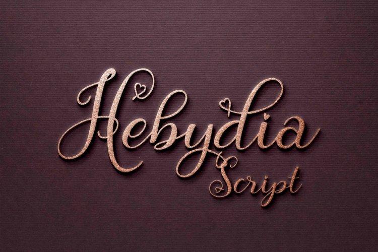 Hebydia example image 1