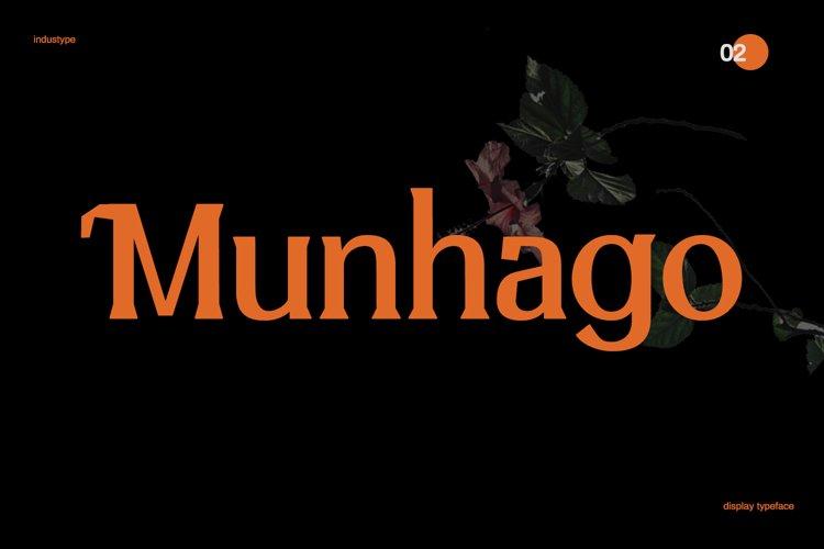 Munhago Display example image 1