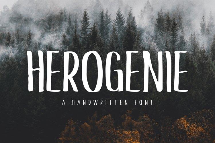 Herogenie example image 1