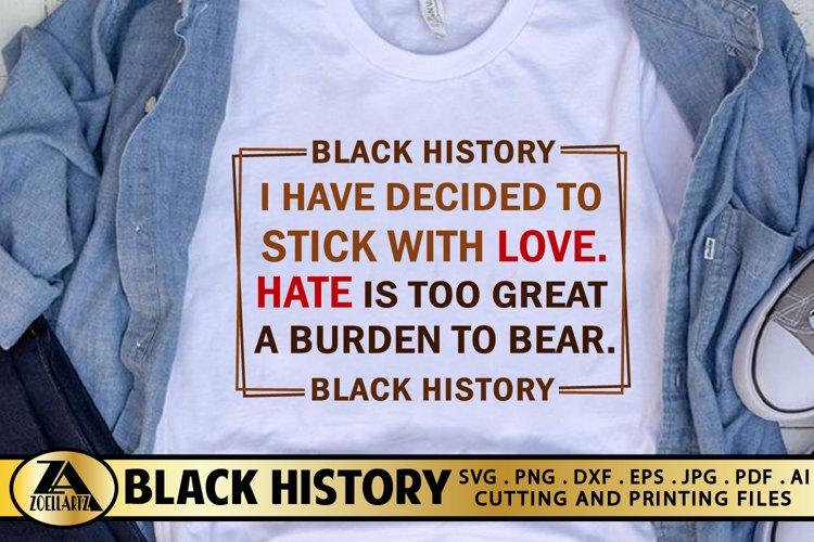 Black Lives Matter SVG Black History SVG Black Woman SVG example image 1
