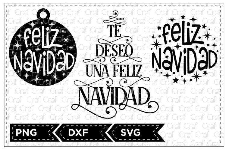 Feliz Navidad example image 1