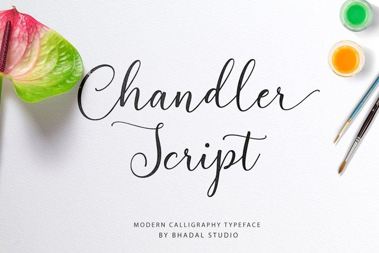 Chandler Script example image 1