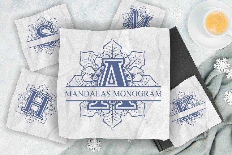 Mandalas Monogram