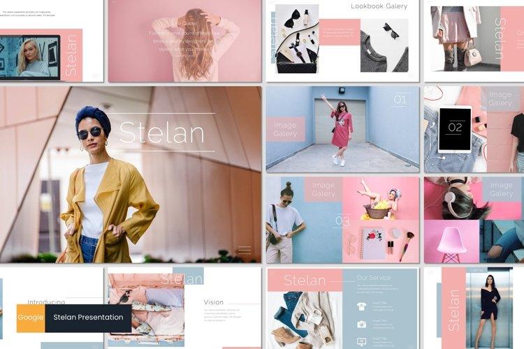 Stelan - Google Slides Template example image 1