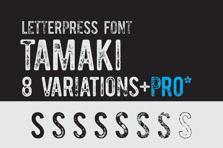 Vintage Pack-17 fonts and elements example image 1