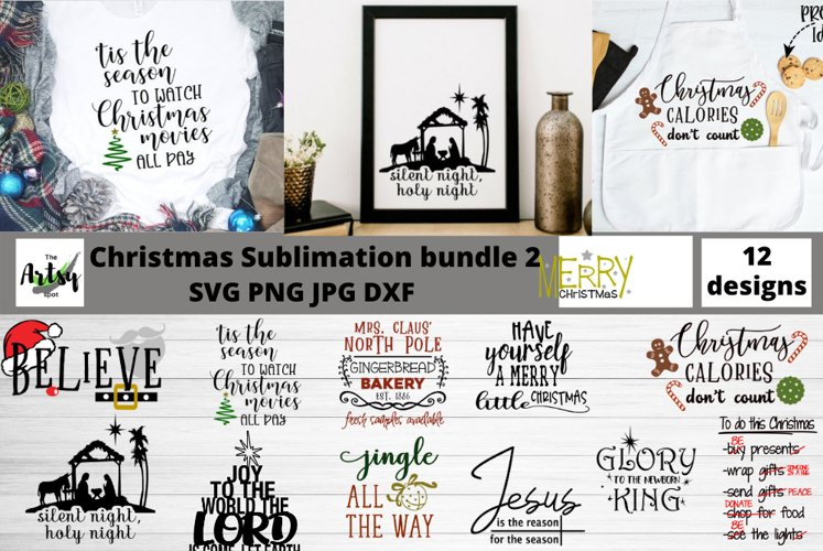 Christmas svg bundle, Christmas quotes Christmas sublimation
