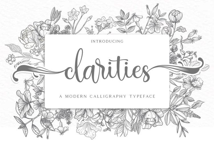 Clarities example image 1