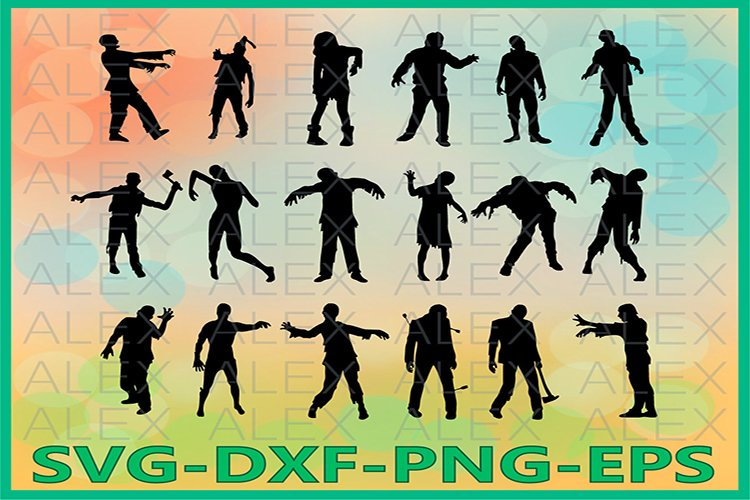 Zombies Svg, Zombie png, Zombie Clipart
