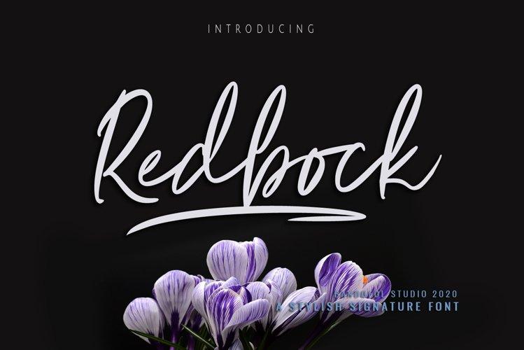 Redbock example image 1