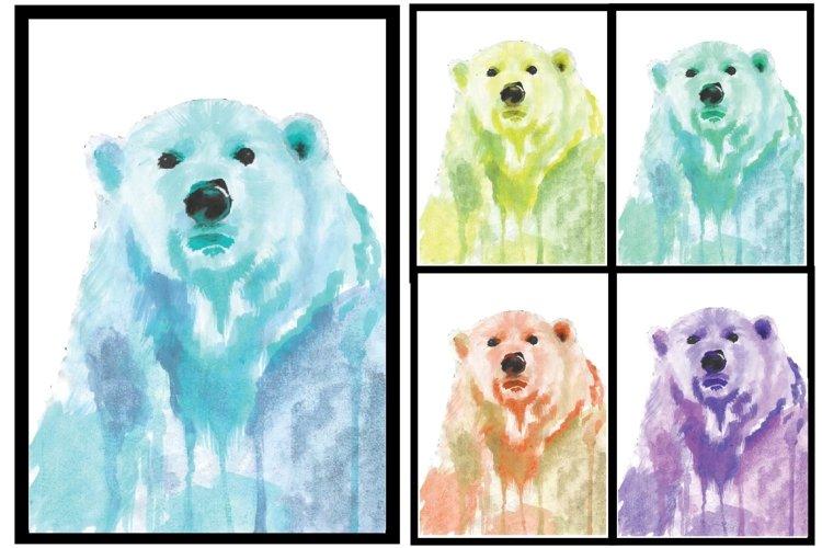 Animals png, animal sublimation, Dog, cat,zebra,bear,fox - Free Design of The Week Design3