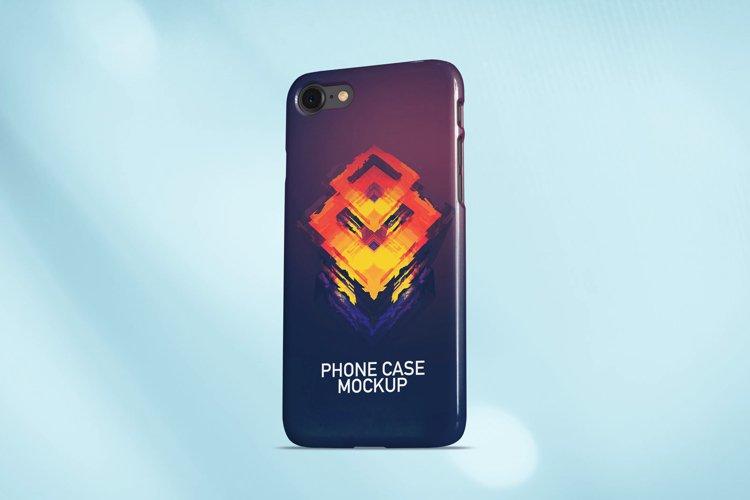 Smartphone Case Mockup example image 1
