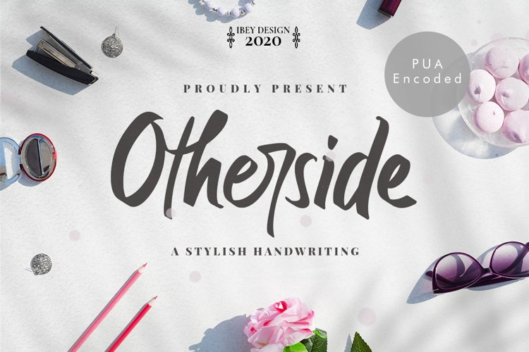 Otherside - Handwriting Font example image 1