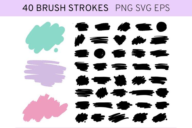 Circle Keychain Brush Stroke Svg – 73+ SVG File for Cricut